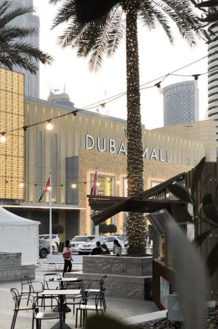 Dubai Mall Image